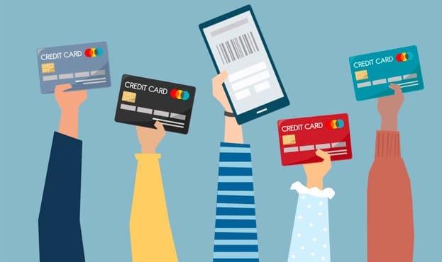 クレジットカードを利用する