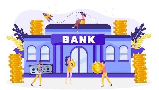 銀行口座を変える