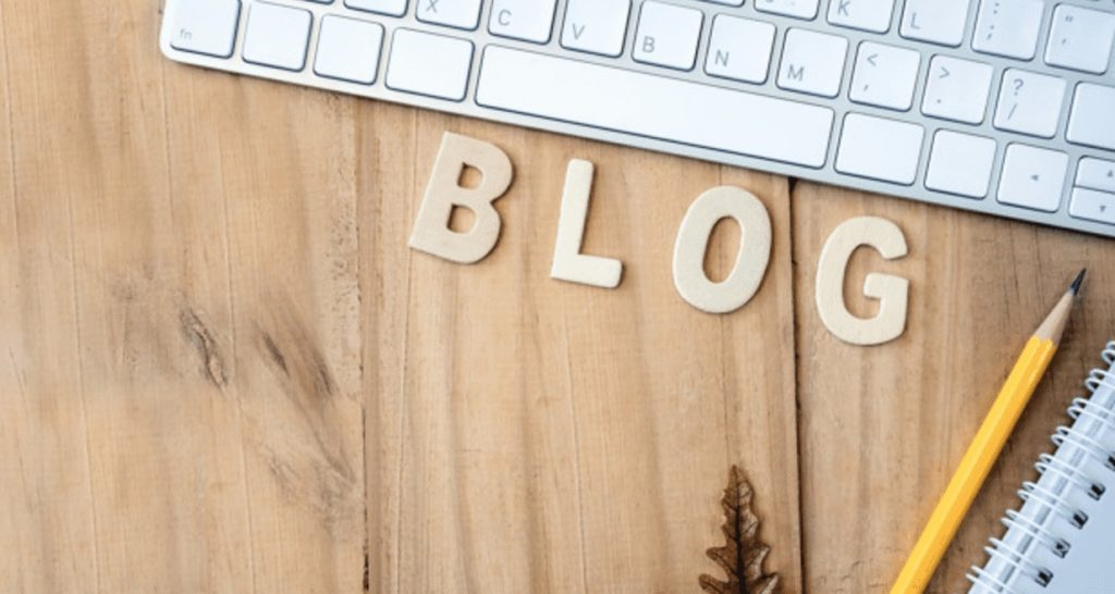 ブログ 人の悩みを解決することを発信